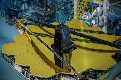 NASA JWST Primary Mirror